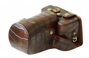 Чехлы и футляры для фотоаппаратов