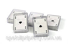 Игральные карты в пластиковом футляре 36шт 🃏