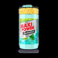 MAXI POWER Засіб д/миття посуду 1л Минт