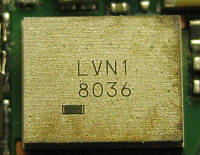 Микросхема Bluetooth IC Nokia 6700c