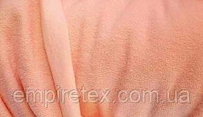 Трехнитка без начеса (петля) Персик