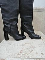 Изменение формы каблука и подошвы на женских сапогах