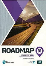 Підручник Roadmap B1 Students' Book with Digital Resources and App / Pearson