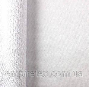 Трехнитка без начеса (петля) Белая