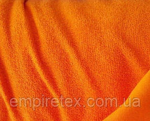Трехнитка без начеса (петля) Оранжевый