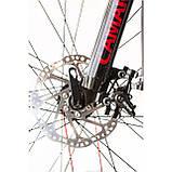 """Велосипед CAMARO Blaze 27.5"""" чорно-червоний Рама 17"""" 19"""" 2020р, фото 7"""