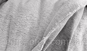 Трехнитка без начеса (петля) Светло Серый