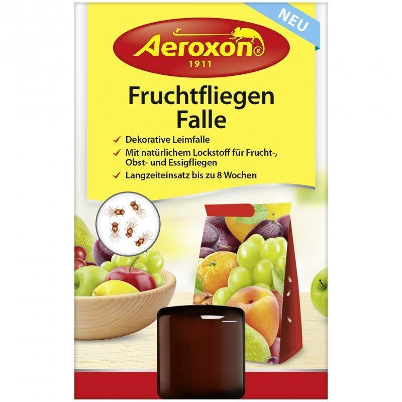 Декоративная ловушка с приманкой Aeroxon для плодовых мошек