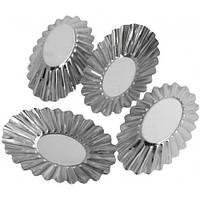 Набір форм для випічки кексів 4шт ЕМ-8663