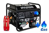 Двухтопливный генератор Hyundai HHY 9010FE LPG