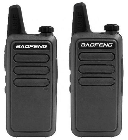 Рация Baofeng BF-R5/T7 Black 2 штуки (bao-t7x2)