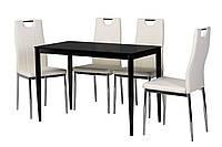 Обеденный стол Т-300-11 черный, фото 1