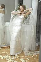 Свадебная фата длиной 3 метра в ассортименте, цвета белый или айвори