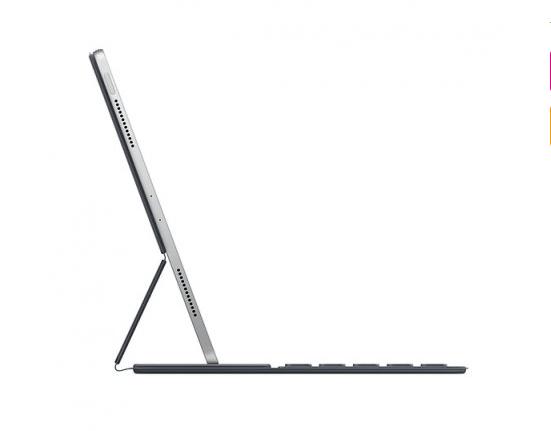 Клавиатура Apple Smart Keyboard Folio для iPad Pro 11 (MU8G2) Черный