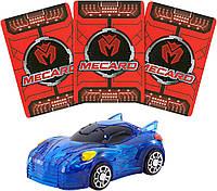 Машинка-трансформер Мекард Вингок Делюкс / Mecard Wingok Deluxe / Mattel оригинал