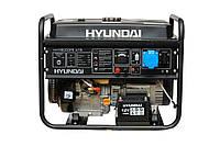Однофазный бензиновый генератор HYUNDAI HHY 9000FЕ ATS (6.5 кВт)