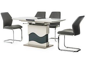 Стол Smart TMT-80 белый+серый