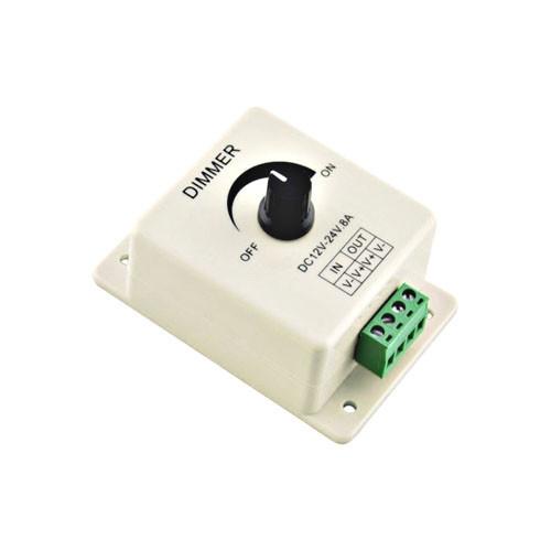 Диммер, светорегулятор для светодиодных лент, ламп