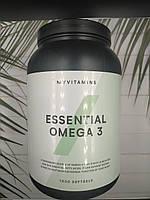 Omega-3 1000 mg MyProtein 1000 caps омега майпротеин fish oil рыбий рыбный жир MyVitamins Essential