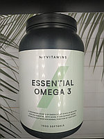 Omega 3 1000 mg MyProtein 1000 caps омега майпротеин fish oil рыбий рыбный жир MyVitamins Essential
