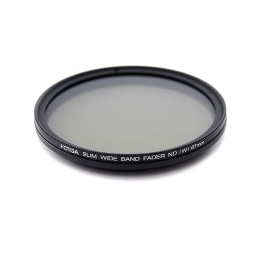 ND фильтр переменной плотности ND2-ND400, 67мм
