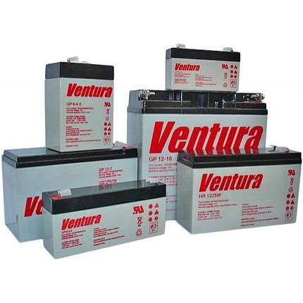 Аккумуляторная батарея Ventura GPL 12-134, фото 2