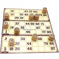 Настільна гра DANKO TOYS «Козацьке лото», дерево (DT G48), фото 5