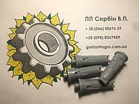 Инжекторный распылитель ID 06 серый