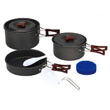 Набір посуду для 2-3 персон Fire-Maple FMC-202