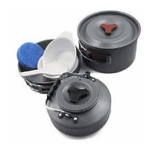 Набір посуду для 2-3 персон Fire-Maple FMC-204
