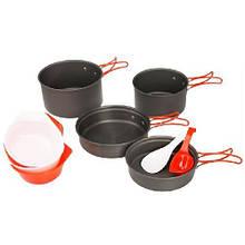 Набір посуду для 2-3 персон Fire-Maple FMC-K7