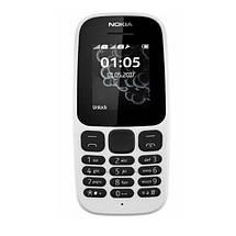Мобильный телефон Nokia 105 Dual Sim New White (A00028316), фото 3
