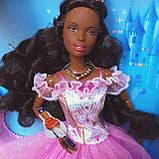 Колекційна лялька Барбі Фея Солодка Слива Лускунчик, фото 2
