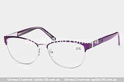Жіночі окуляри для зору з діоптріями. Вибір від +0,75 до +2.25