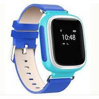 Детские смарт-часы Smart Baby Watch Q60, синие