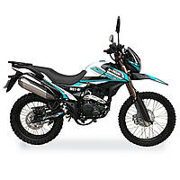 Мотоцикл Shineray XY250GY-6C Enduro Бірюзовий