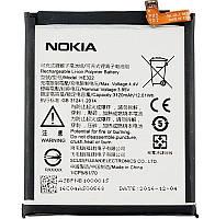 Аккумулятор Nokia 1 / HE322 (3120 mAh) 12 мес. гарантии