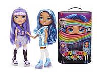 Игровой набор с куклой Poopsie Rainbow Surprise 298-1 с аксессуарами (2 шт)