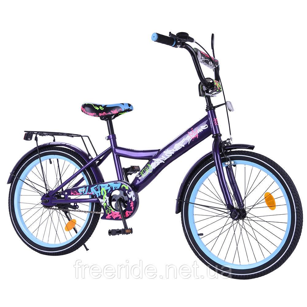 Детский велосипед TILLY EXPLORER 20