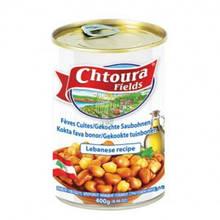 Бобы консервированные  (ливанский рецепт) 400 грамм