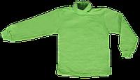 Водолазка однотонная детская и подростковая тёплая начес , розмір 34,36