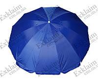 Зонт садовый 3.50 метров 16 спиц (синий)