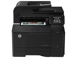 Заправка HP LaserJet Pro 200 Color M276nw картриджи CF 210A, CF 211A, CF 212A, CF 213A
