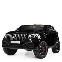 Детский электромобиль Mercedes 4 мотора M 4177EBLRS-2 автопокраска черный