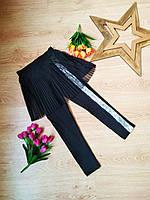 Лосины-юбка с лампасом для девочек 6-14 лет Литл стар, Little star Турция, фото 1