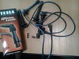 Высоковольтные броне провода зажигания Тесла (производитель Tesla, Чехия) силиконовые, фото 7
