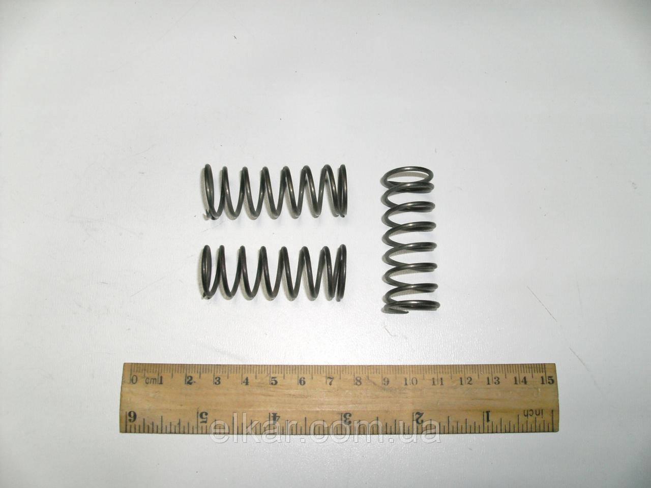 Пружина віджимна середнього ведучого диска ЯМЗ (вир-во ЯМЗ) 238-1601102-В