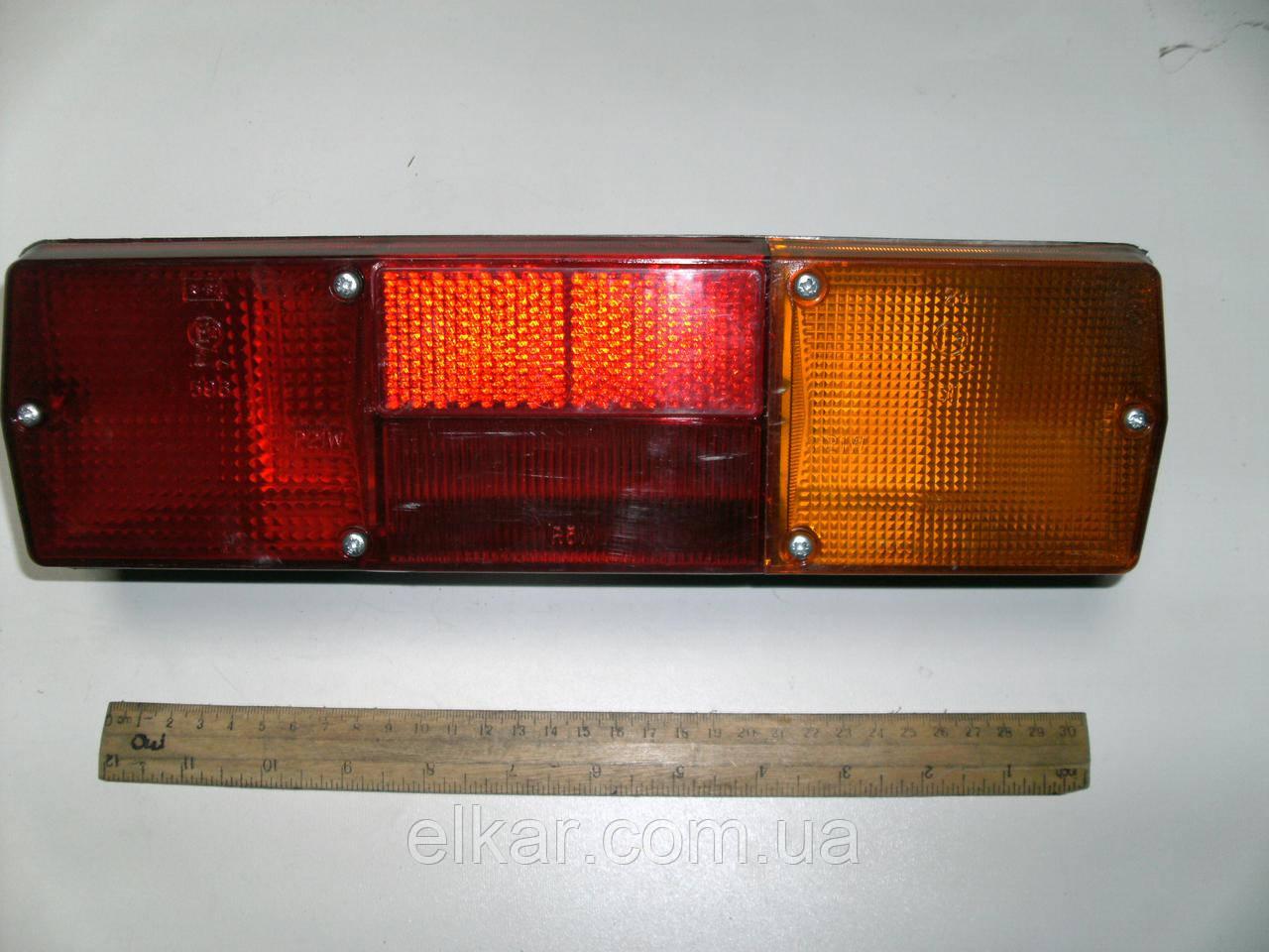 Ліхтар задній правий (без ламп)   ФП130-3716010Г (Україна)