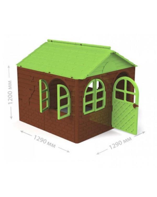 Будинок з шторками 02550/4 Игровой дом со шторками, домик будиночок Doloni Долони