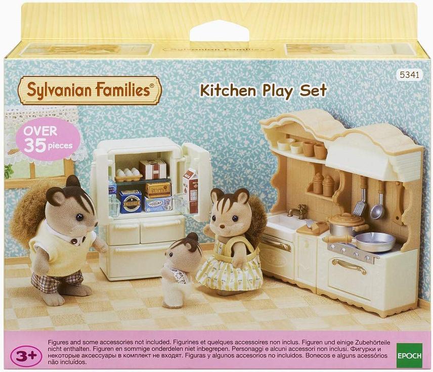 Ігровий набір Sylvanian Families Кухня 5341